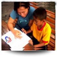 การช่วยเหลือเด็กแอลดีที่บกพร่องทางด้านการอ่านให้มีประสิทธิภาพ 17/02/2010