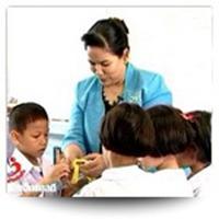 การช่วยเหลือเด็กที่บกพร่องทางการเรียนรู้ให้เข้าใจสิ่งที่อ่าน ตอนที่ 2